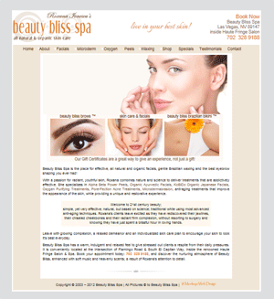 Beauty Bliss Spa